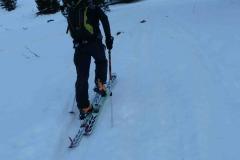 Test Scott Ski