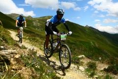 Frank Robbi BikeTransAlpChallenge Dolomiti 2011
